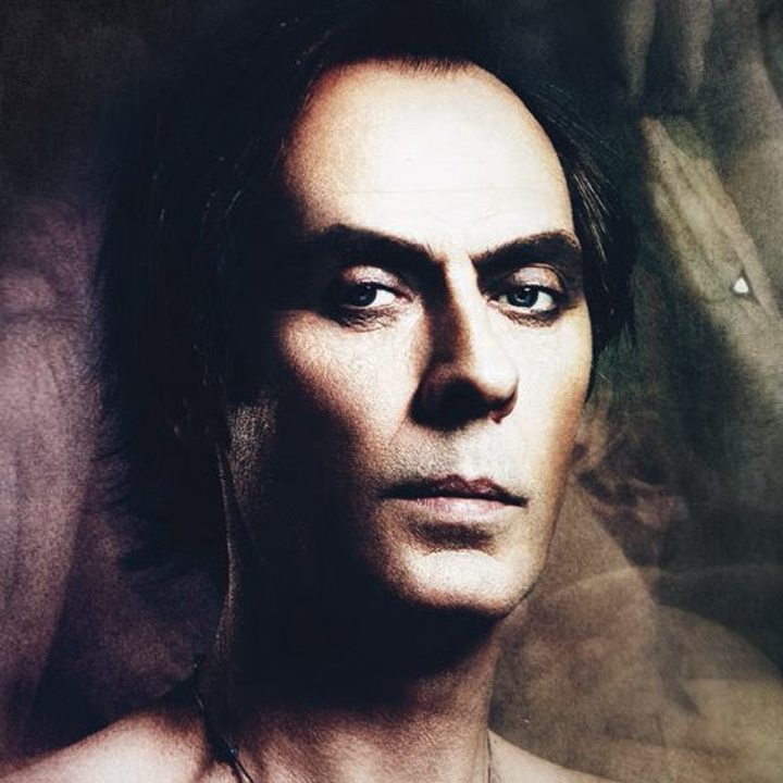 Peter Murphy @ Orion - Ciampino, Italy