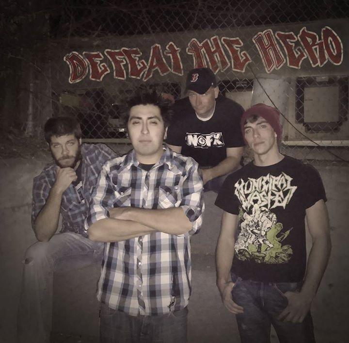 Defeat The Hero Tour Dates