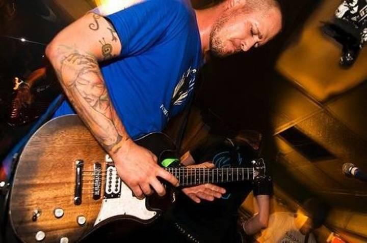Andy Thomas @ Hi-Dive - Denver, CO