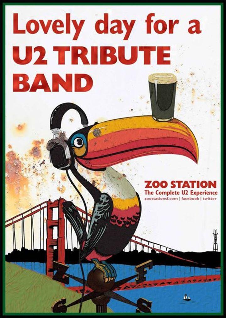 Zoo Station @ Mystic Theatre - Petaluma, CA