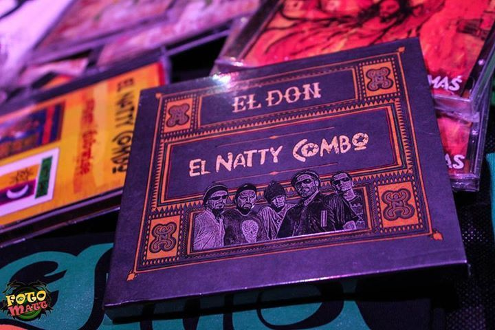EL NATTY COMBO ( EL DON ) Tour Dates
