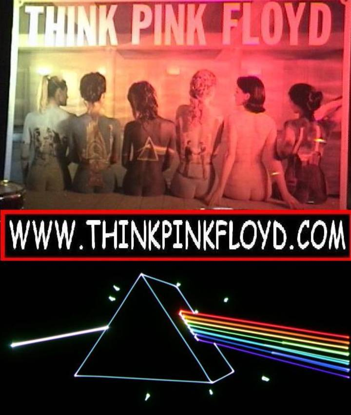 THINK PINK FLOYD @ Theatre of Living Arts - Philadelphia, PA