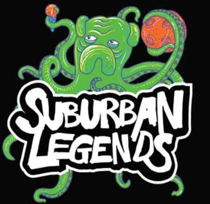 Suburban Legends @ Waterfront Studio - Norwich, United Kingdom