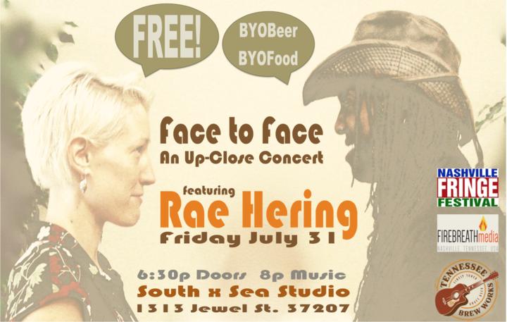 Rae Hering Music @ South By Sea Studio - Nashville, TN