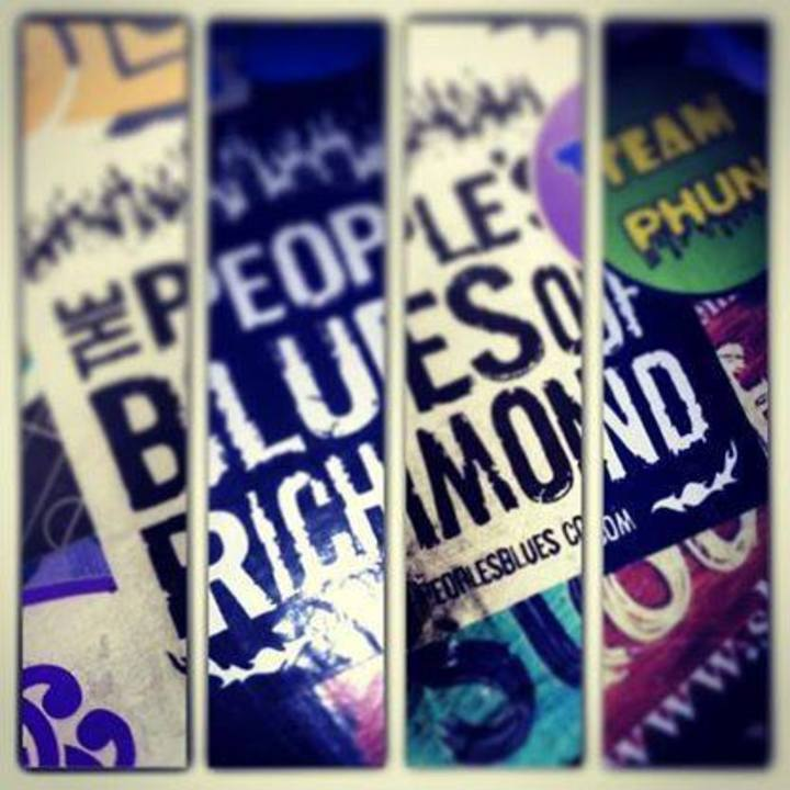 People's Blues of Richmond @ Camp Barefoot 8 - Bartow, WV