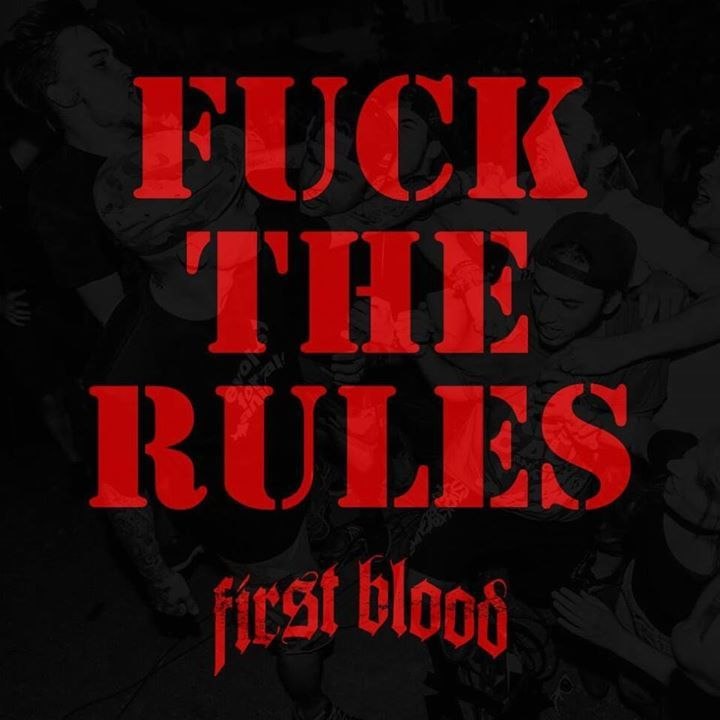 First Blood - OFFICIAL PAGE @ Summer Breeze Festival - Dinkelsbuhl, Germany
