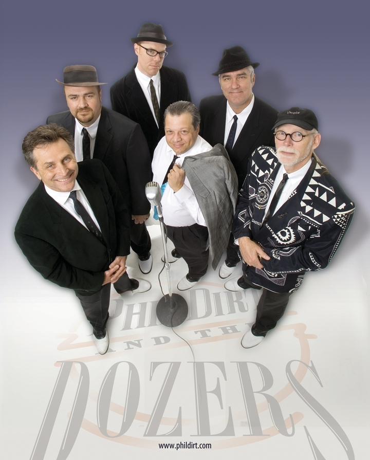 Phil Dirt & the Dozers @ Bucyrus Elementary School Auditorium - Bucyrus, OH