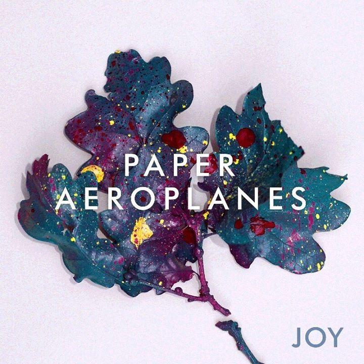 Paper Aeroplanes @ Birmingham Glee Club - Birmingham, United Kingdom