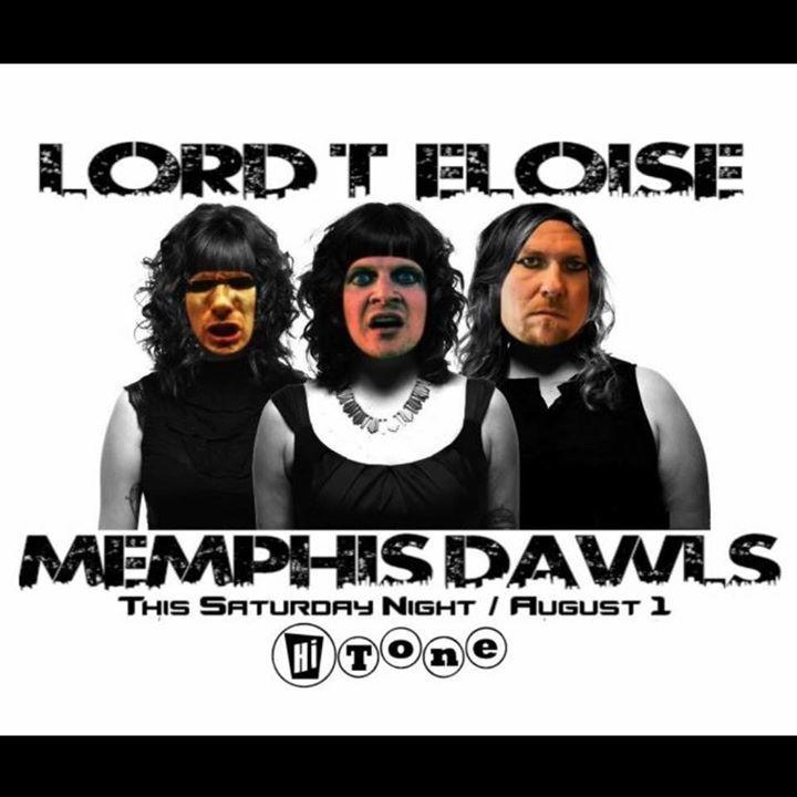 The Memphis Dawls @ LEVITT SHELL - Memphis, TN