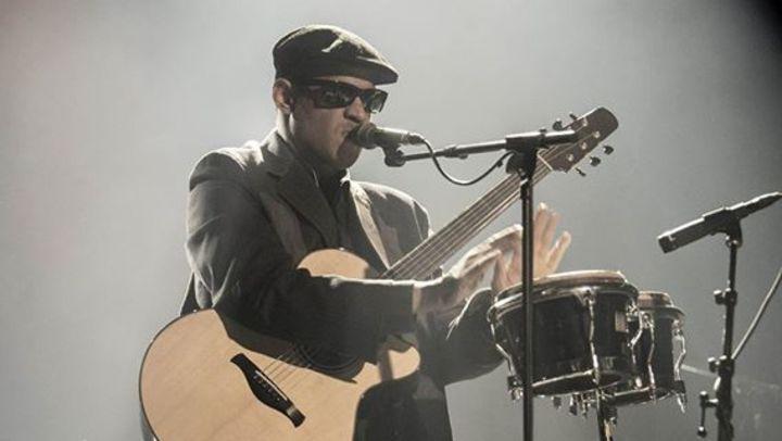 Raul Midon @ Mullum Music Festival - Huonbrook, Australia