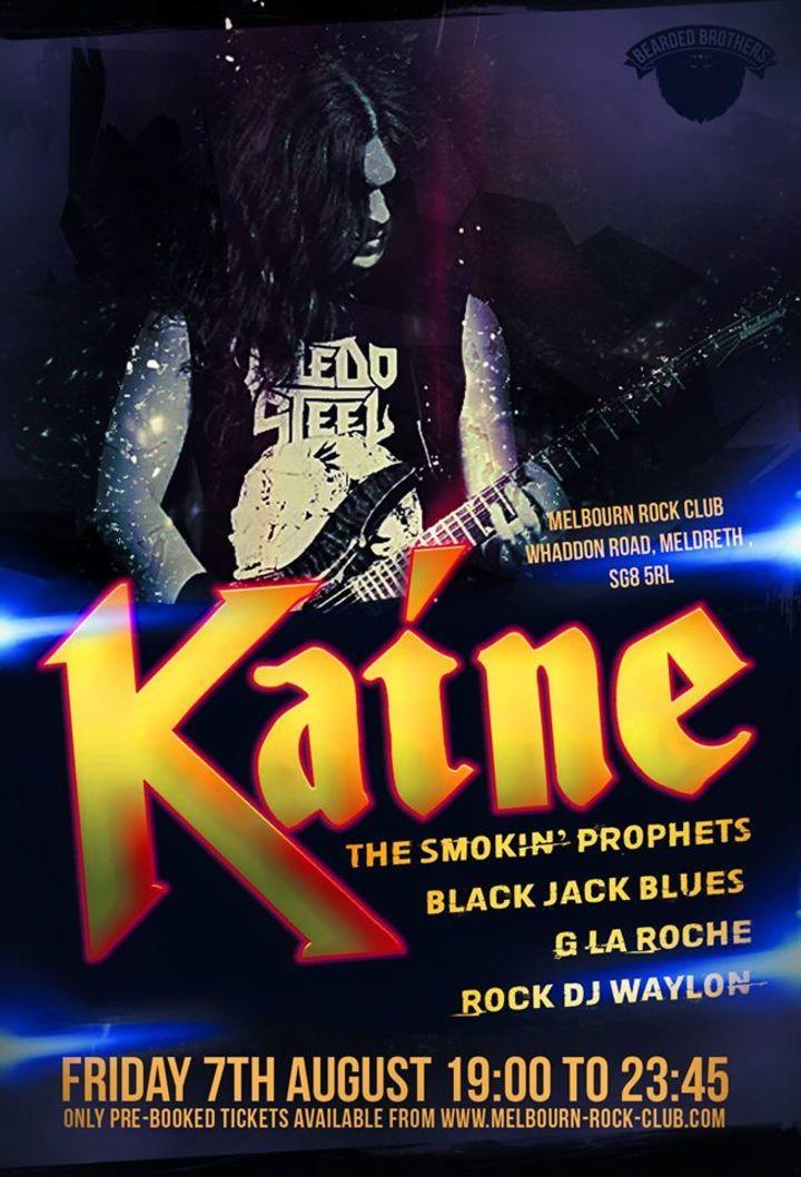 Kaine @ The Firehouse - Southampton, United Kingdom