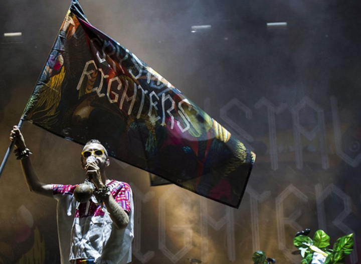 Crystal Fighters @ Oasis - Zaragoza, Spain