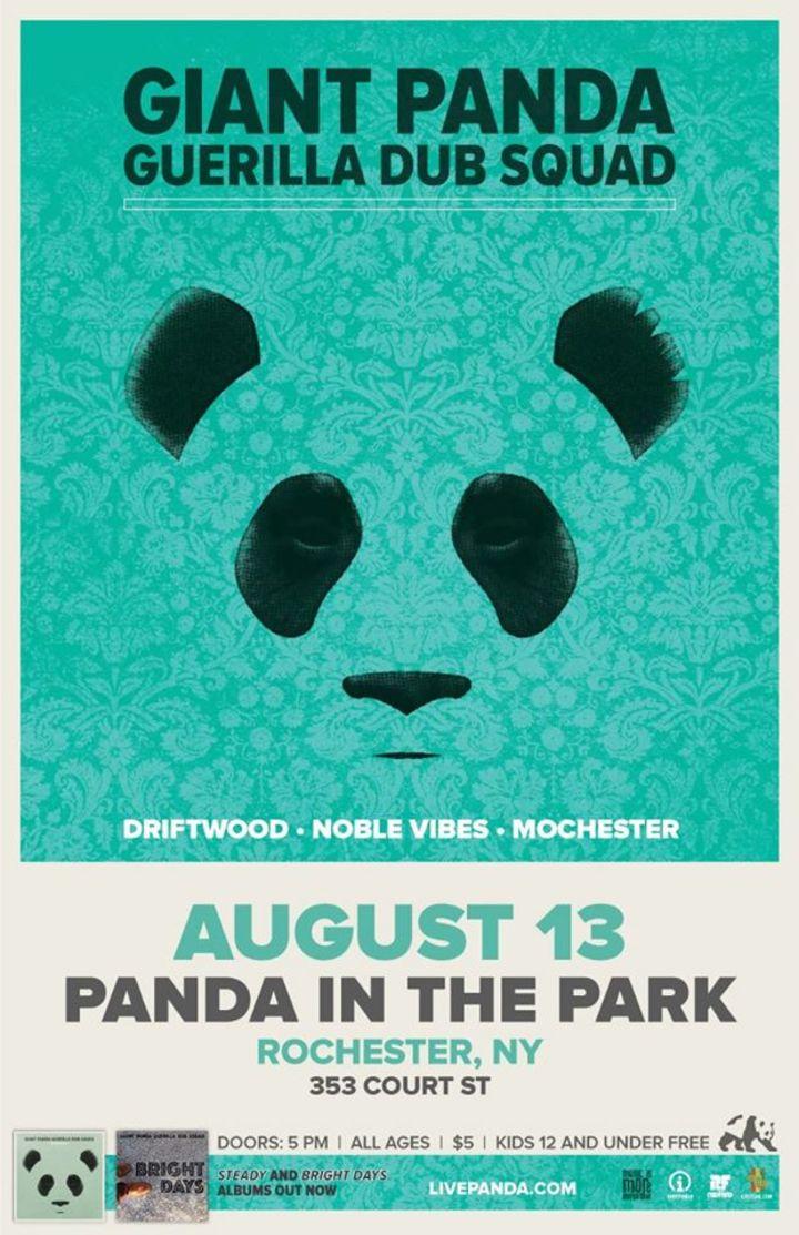 Giant Panda Guerilla Dub Squad @ Asheville Music Hall - Asheville, NC