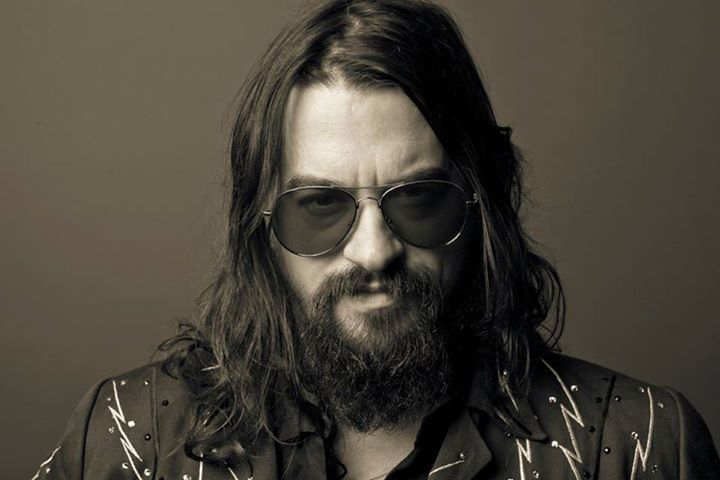 Shooter Jennings @ Thunder on the Mountain 2015 - Ozark, AR