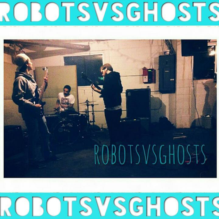 Robotsvsghosts Tour Dates