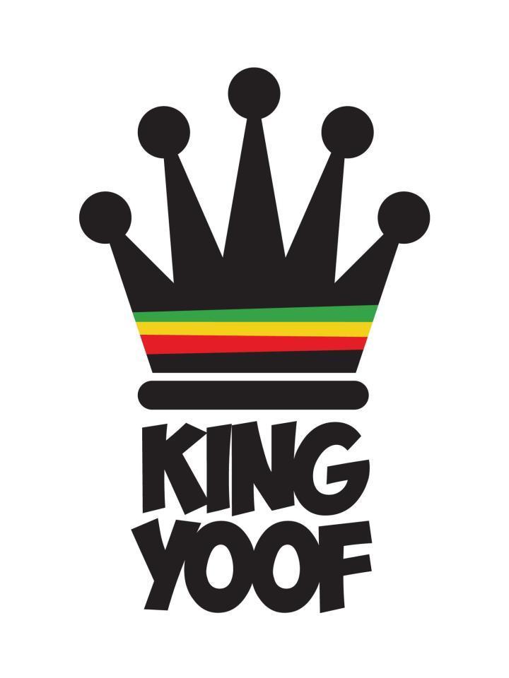 King Yoof @ BIG LONDON PARTY - OMEARA - London, United Kingdom