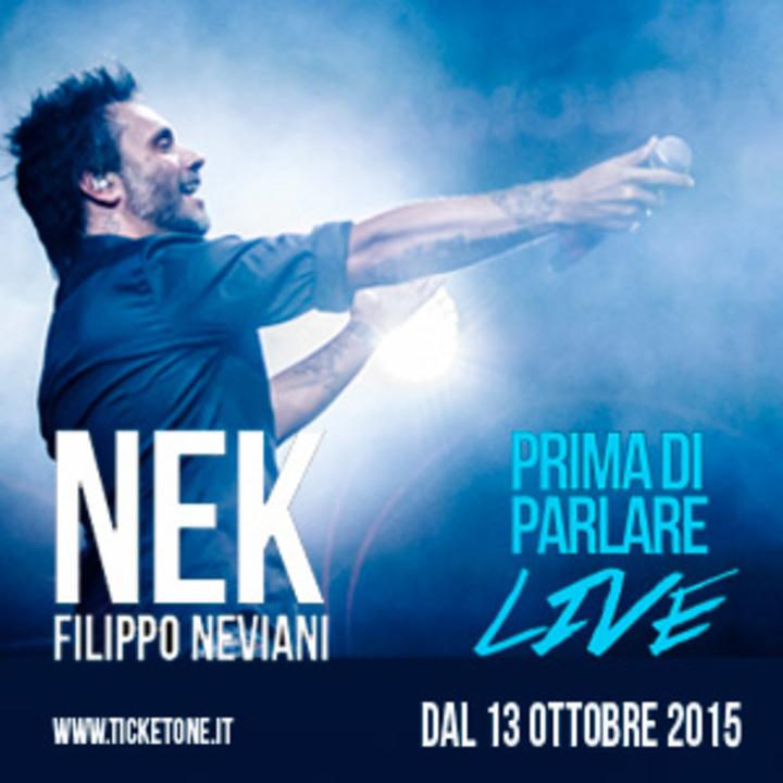Nek @ Arena di Verona - Verona Vr, Italy