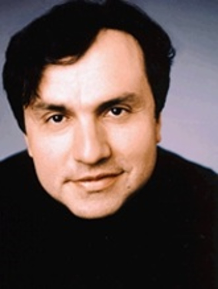Yefim Bronfman @ UDC Theatre of the Arts - Washington, DC