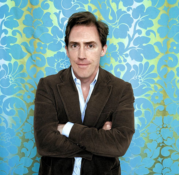 Rob Brydon @ De Montfort Hall - Leicester, United Kingdom