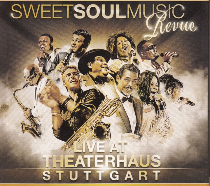 Sweet Soul Music Revue @ König-Pilsener-ARENA - Oberhausen, Germany