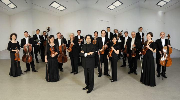 Württembergisches Kammerorchester Heilbronn @ INTERSPORT Veranstaltungscenter redblue - Heilbronn, Germany