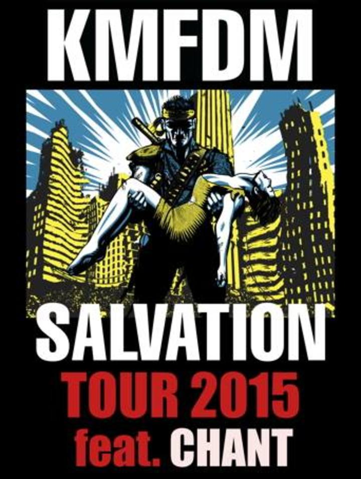 KMFDM @ Phoenix Concert Theatre - Toronto, Canada