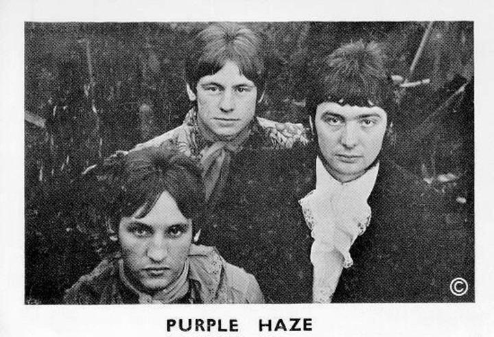 Purple Haze Tour Dates