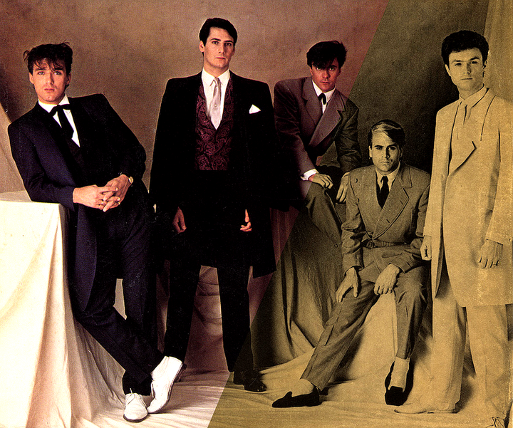 Spandau Ballet Tour Dates