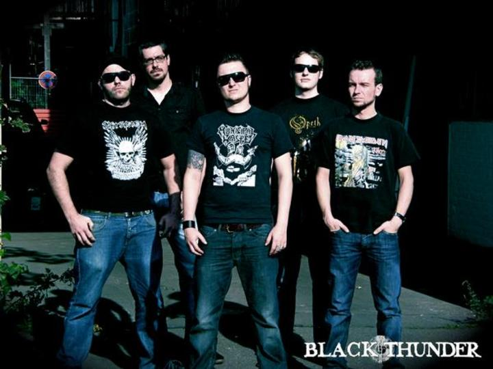 Black Thunder Tour Dates
