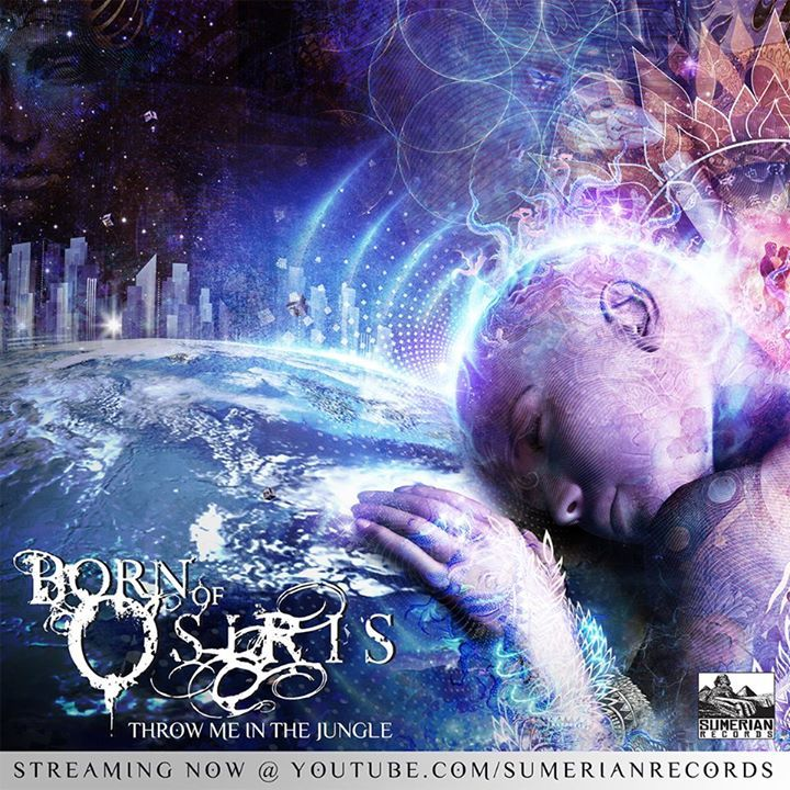 Born of Osiris @ The Haunt - Brighton, United Kingdom