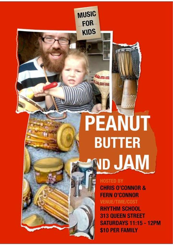peanut butter and jam Tour Dates