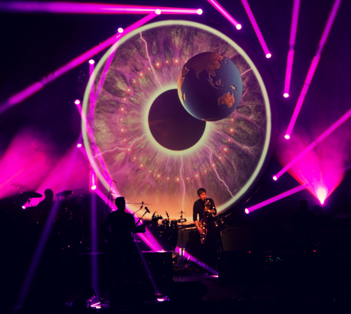 Brit Floyd @ Cambria County War Memorial - Johnstown, PA