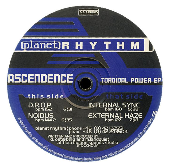 Ascendence Tour Dates