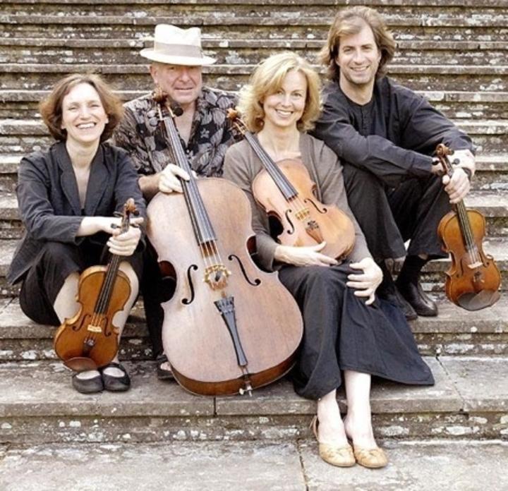 Dante Quartet Tour Dates