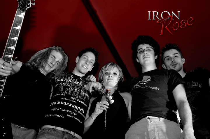 Iron Rose Tour Dates