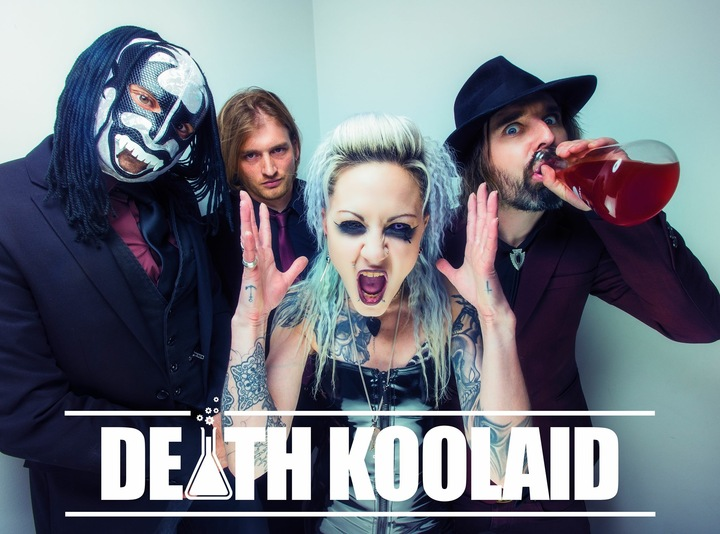 Death Koolaid Tour Dates
