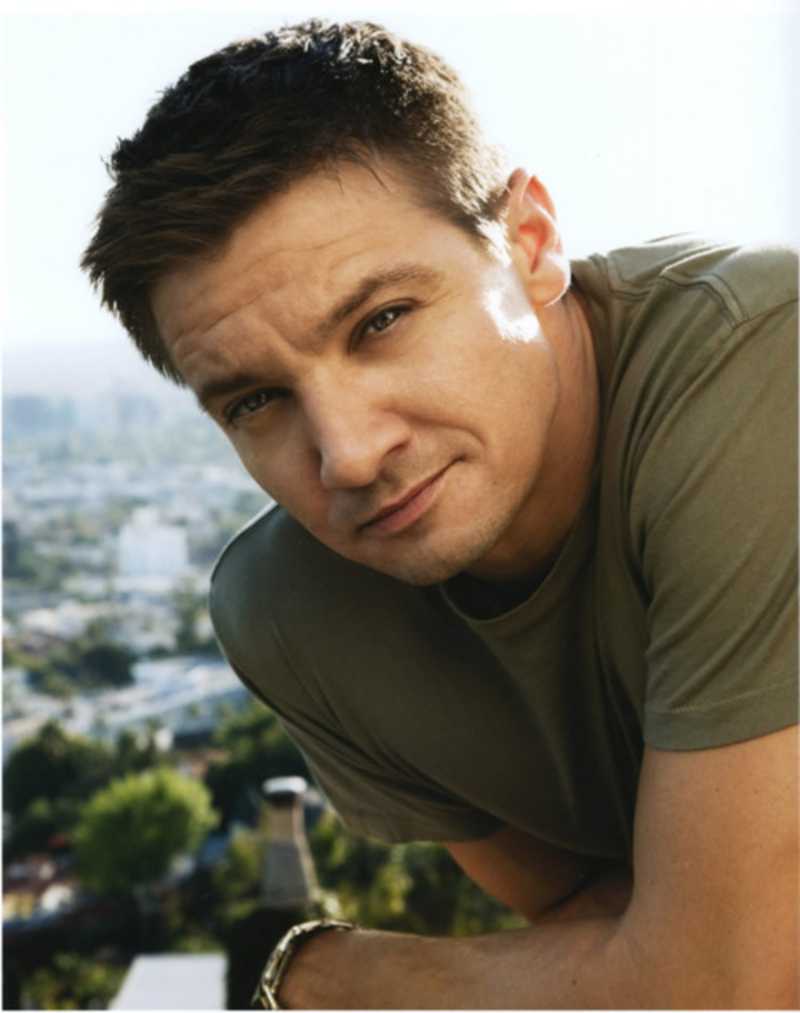Jeremy Renner Tour Dates