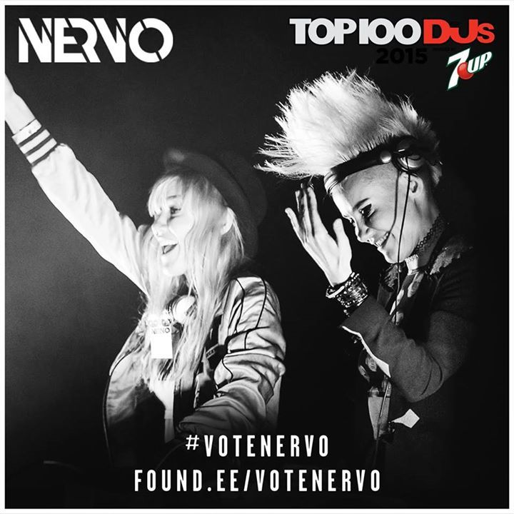 NERVO @ The Yost Theater - Santa Ana, CA