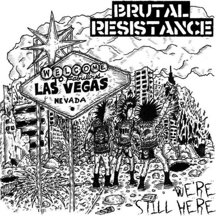 Brutal Resistance Tour Dates