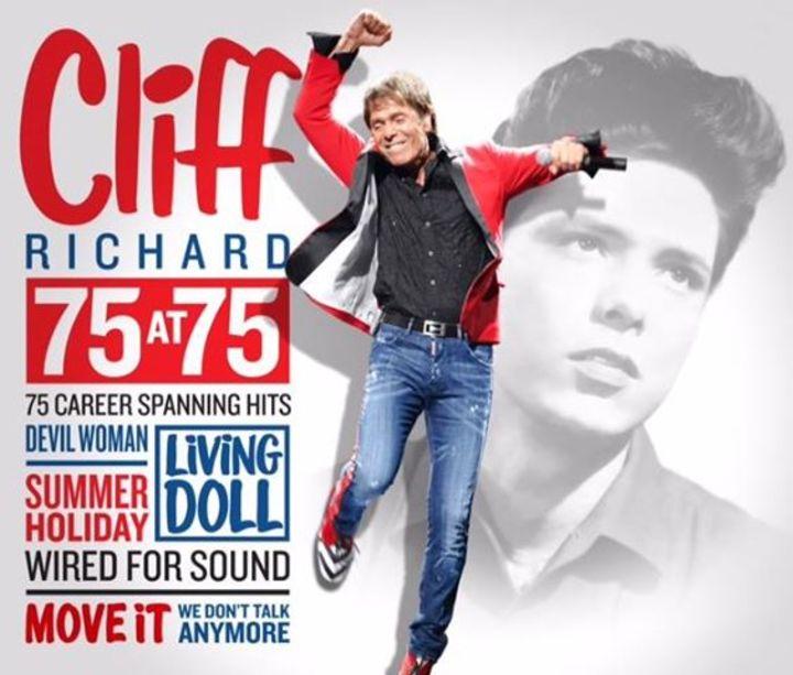 Cliff Richard Tour Dates