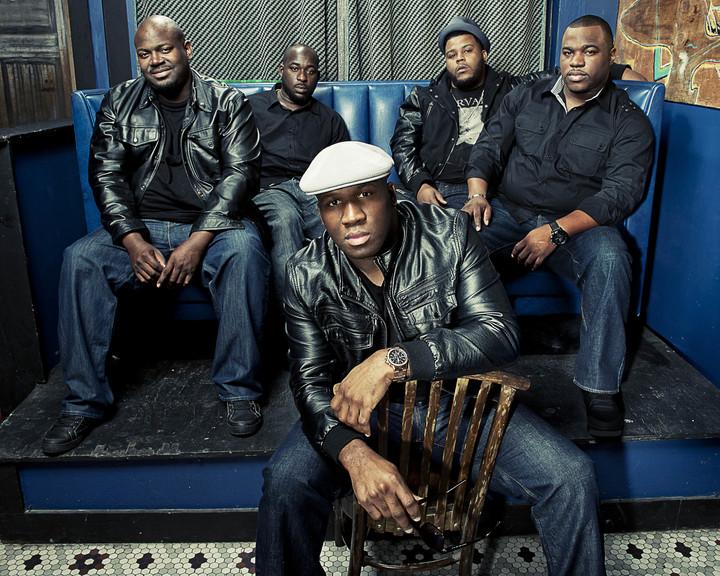 Big Sam's Funky Nation @ Red Devil Lounge - San Francisco, CA