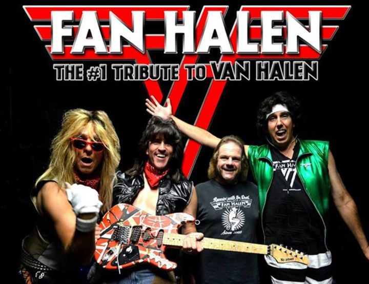 Fan Halen @ House of Blues Las Vegas - Las Vegas, NV