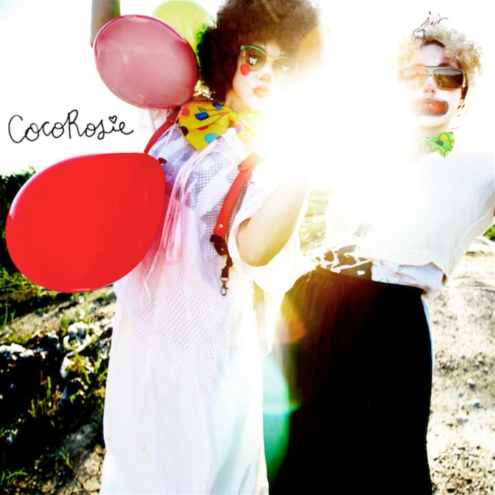 CocoRosie @ The Regency Ballroom - San Francisco, CA