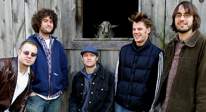 Ryan Montbleau Band @ THE DOUBLE DOOR INN - Charlotte, NC