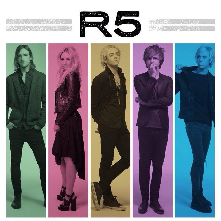 R5 Lovers Tour Dates