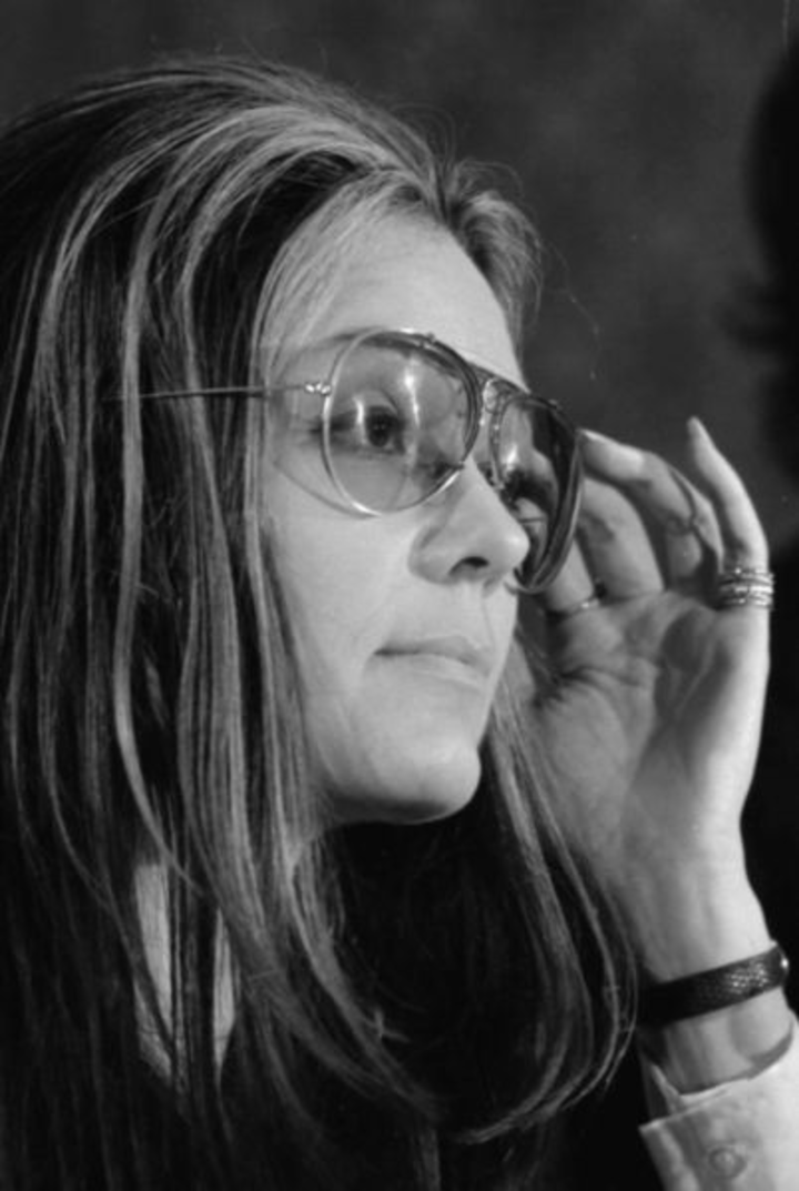 Gloria Steinem Tour Dates