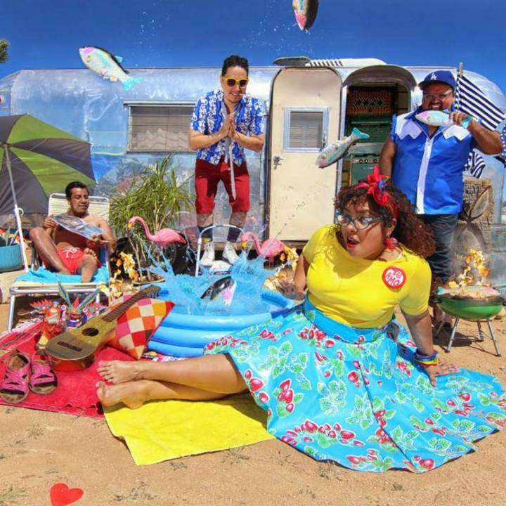 La Santa Cecilia @ First Unitarian Church - Los Angeles, CA