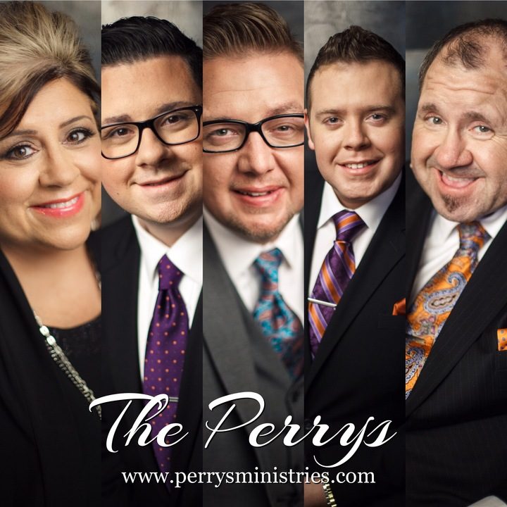 The Perrys @ Ouchita High School Auditorium - Monroe, LA