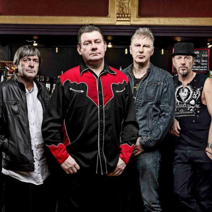 Stiff Little Fingers @ Solus - Cardiff, United Kingdom