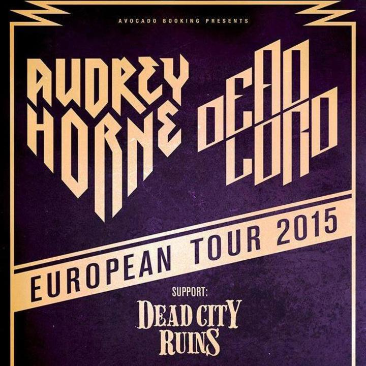 Audrey Horne @ Le Nouveau Casino - Paris, France